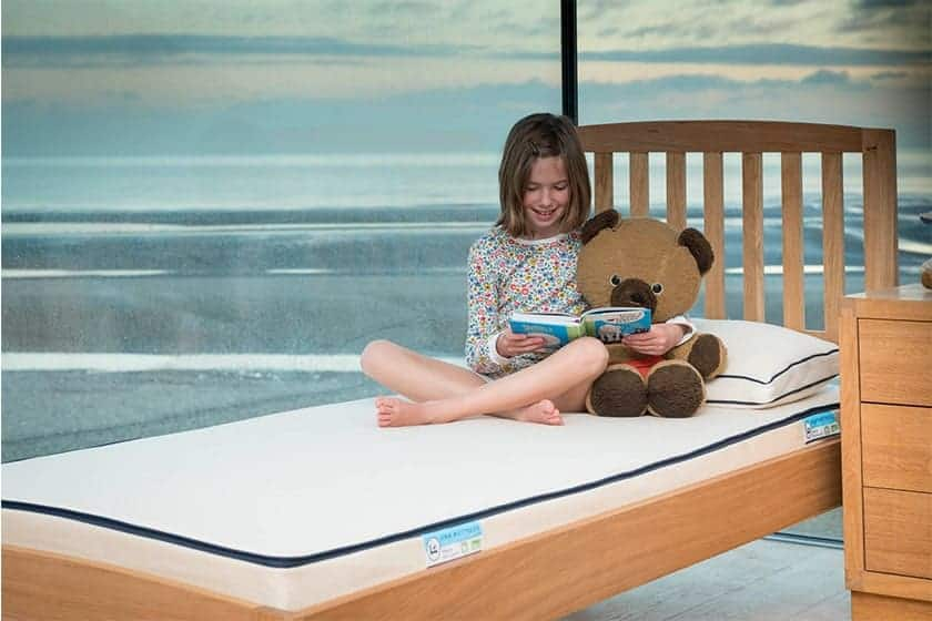 Image of Natural Latex Mattress Kids Una