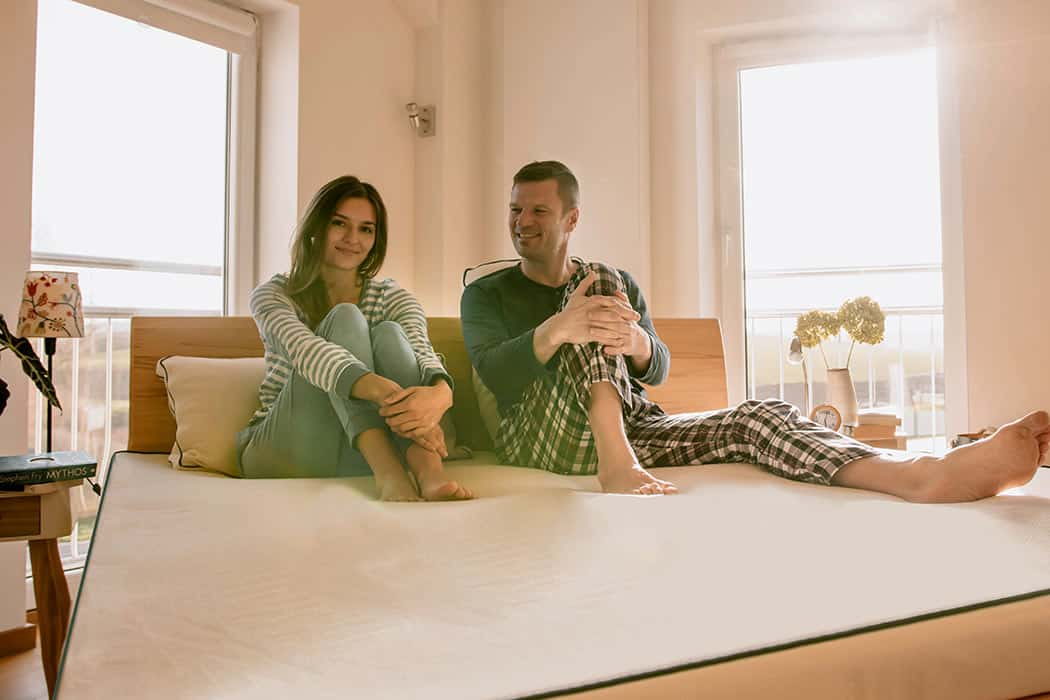 Latex mattress uk essential una 1050