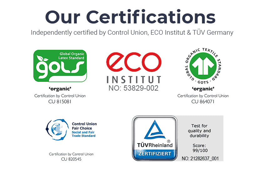 Image of Una Independent Organic Certifications