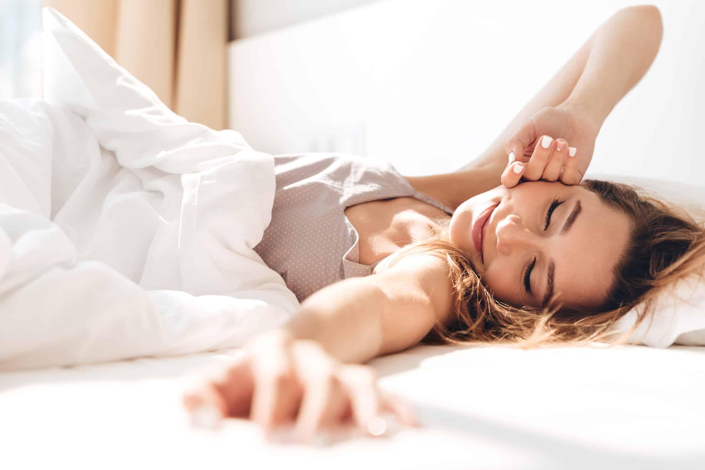 Guter Schlaf mit Bio Bettwäsche