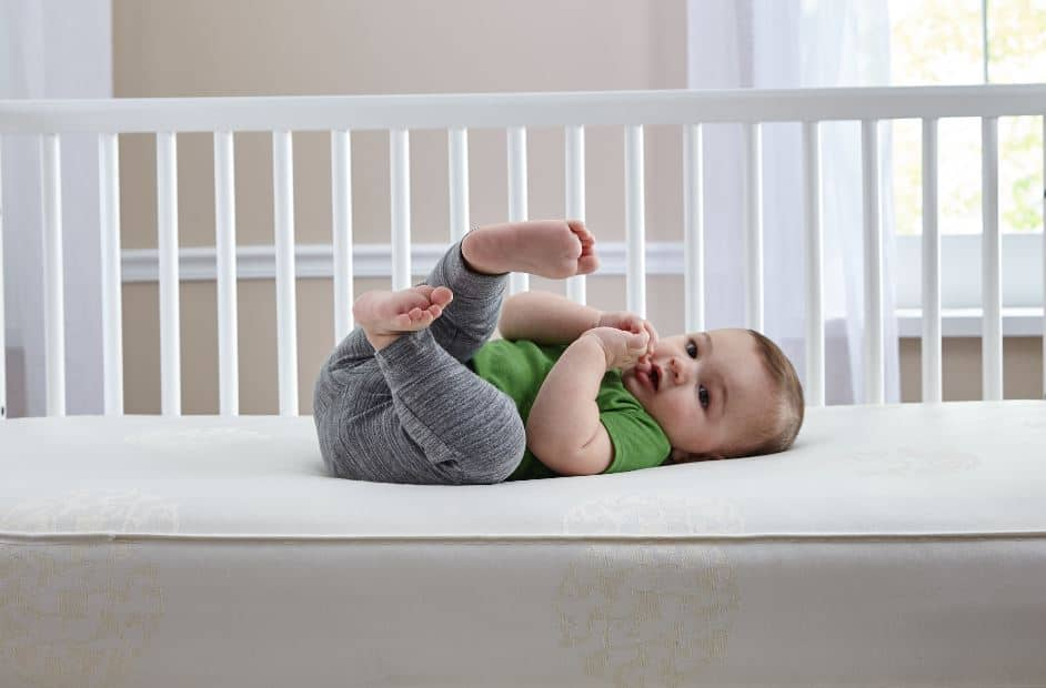 Are Latex Mattresses Good For Babies?